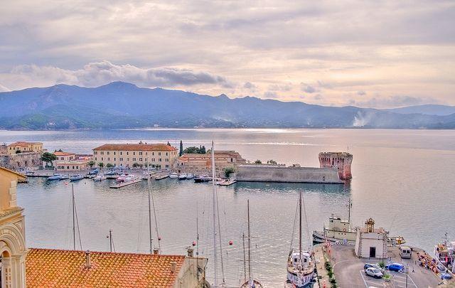 Portoferraio, Elba island | Photo by Lonely Traveller