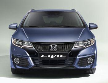 Honda Civic Tourer Worldwide (FK) '2015–pr.