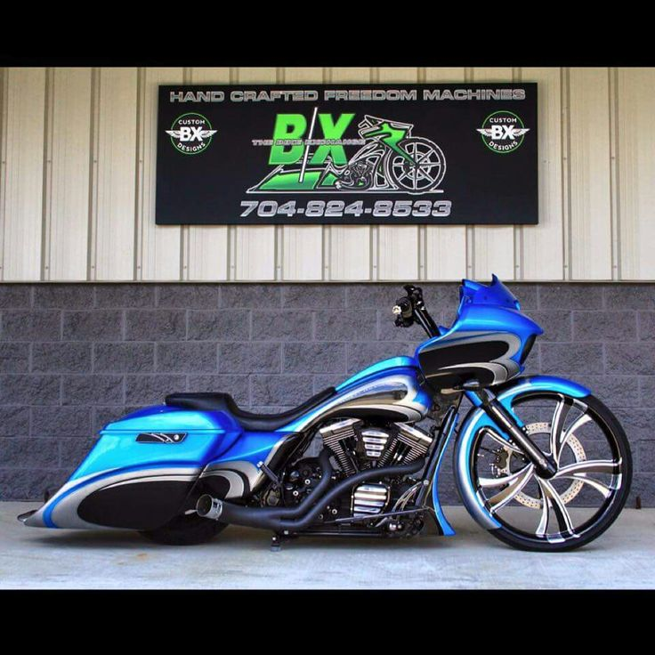 Bad ass road glide!