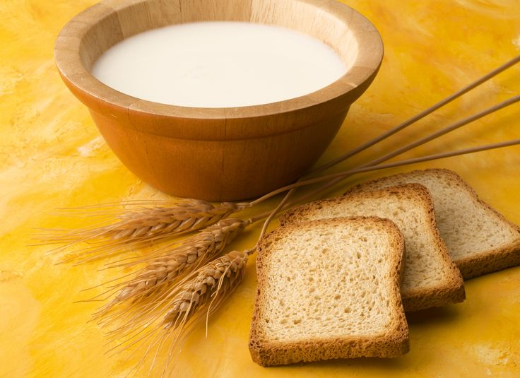 Allergic reactions to wheat may be caused by eating foods