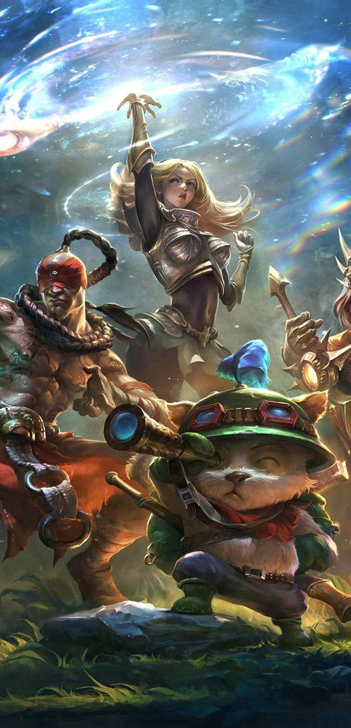 Game HD Widescreen Wallpapers | League Of Legends Video Game Wallpaper http://www.fabuloussavers.com/League_Of_Legends_Wallpapers_League_Of_Legends_Backgrounds_League_Of_Legends_Images.shtml