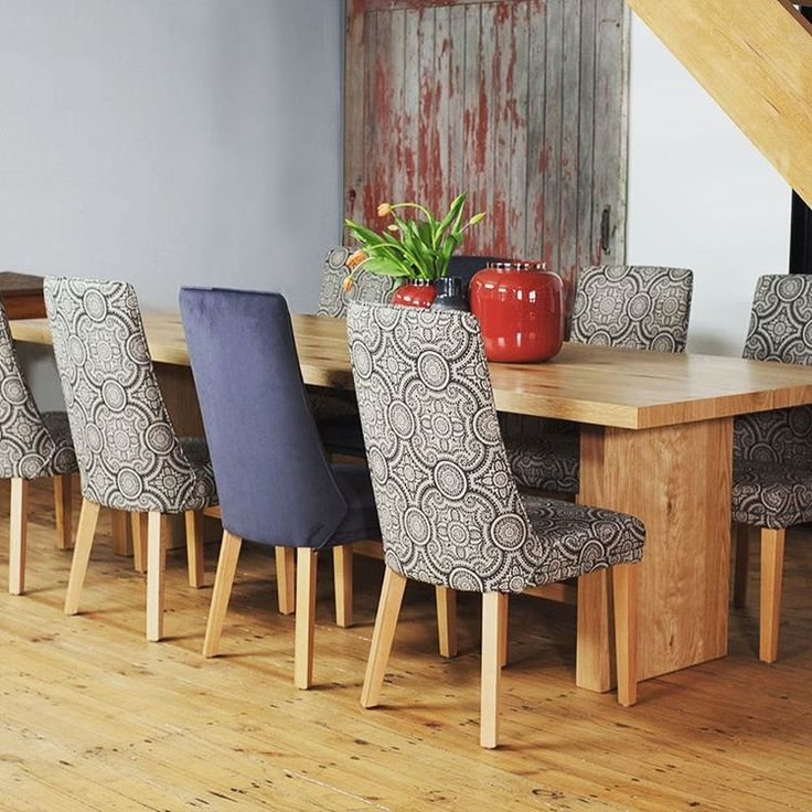 #NZmade Kobe dining table matched with Berly dining chairs