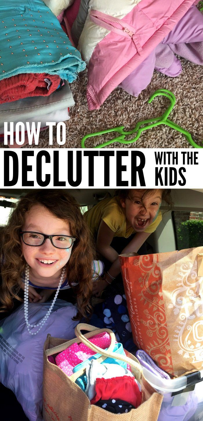 Great decluttering tips, with a donation suggestion as well! - One Crazy House