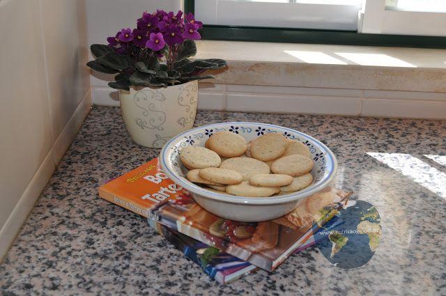 Nutrição Global: Receita de biscoito sem glúten, de farinha de arro...