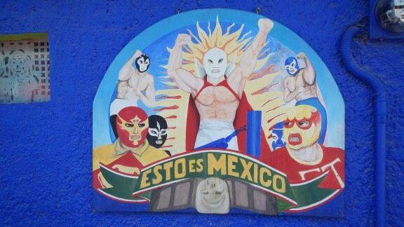 Mexican wall art