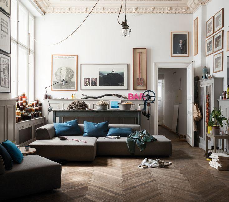 Freistil Rolf Benz Sofa
