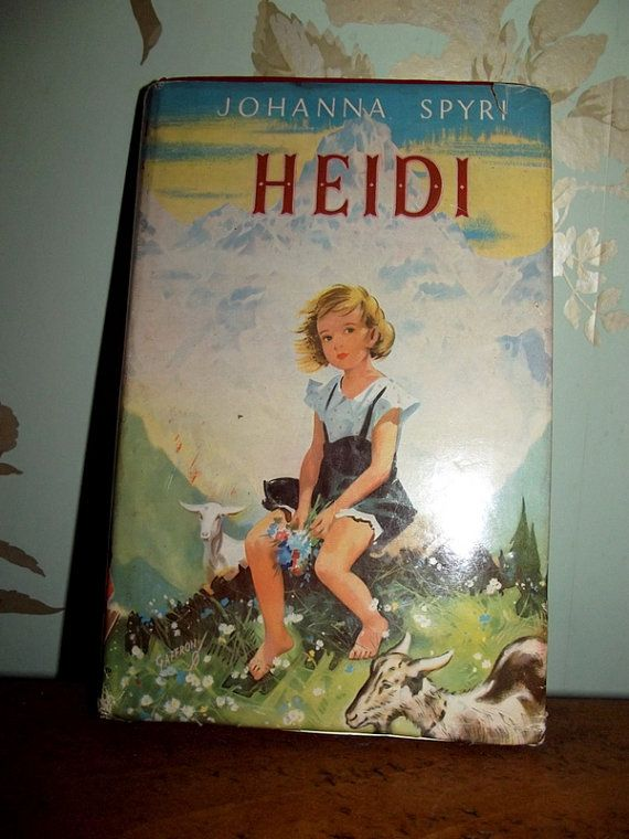 Heidi-always felt sorry for her in the part of the story where she has to go live in the city