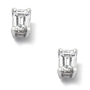 Diamond earings. Diamonds In Style. See more....