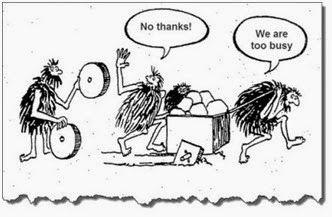L'innovation rencontre parfois des obstacles...