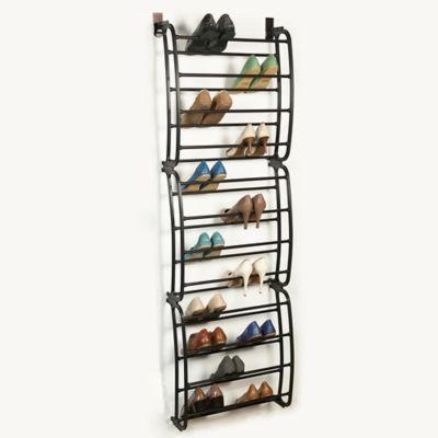 1000 Ideas About Over Door Shoe Rack On Pinterest Shoe