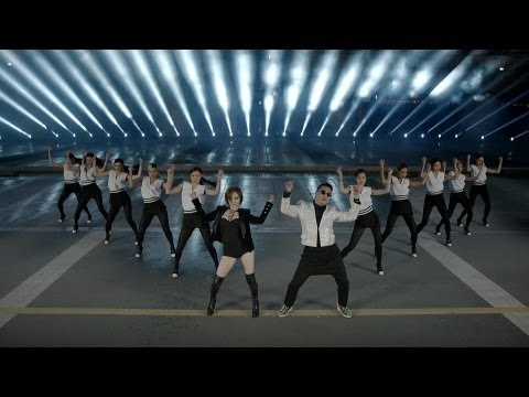 Gentleman, Psy's follow-up to Gangnam Style, has scored 58 million views on YouTube since its release Saturday. : boingboing