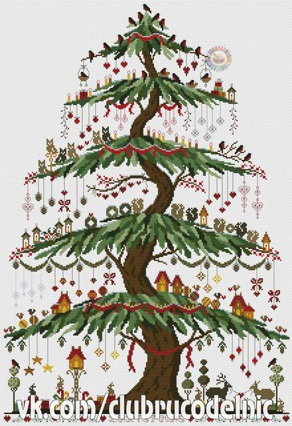 1/11>>>. I LOVE THIS TREE! ❤
