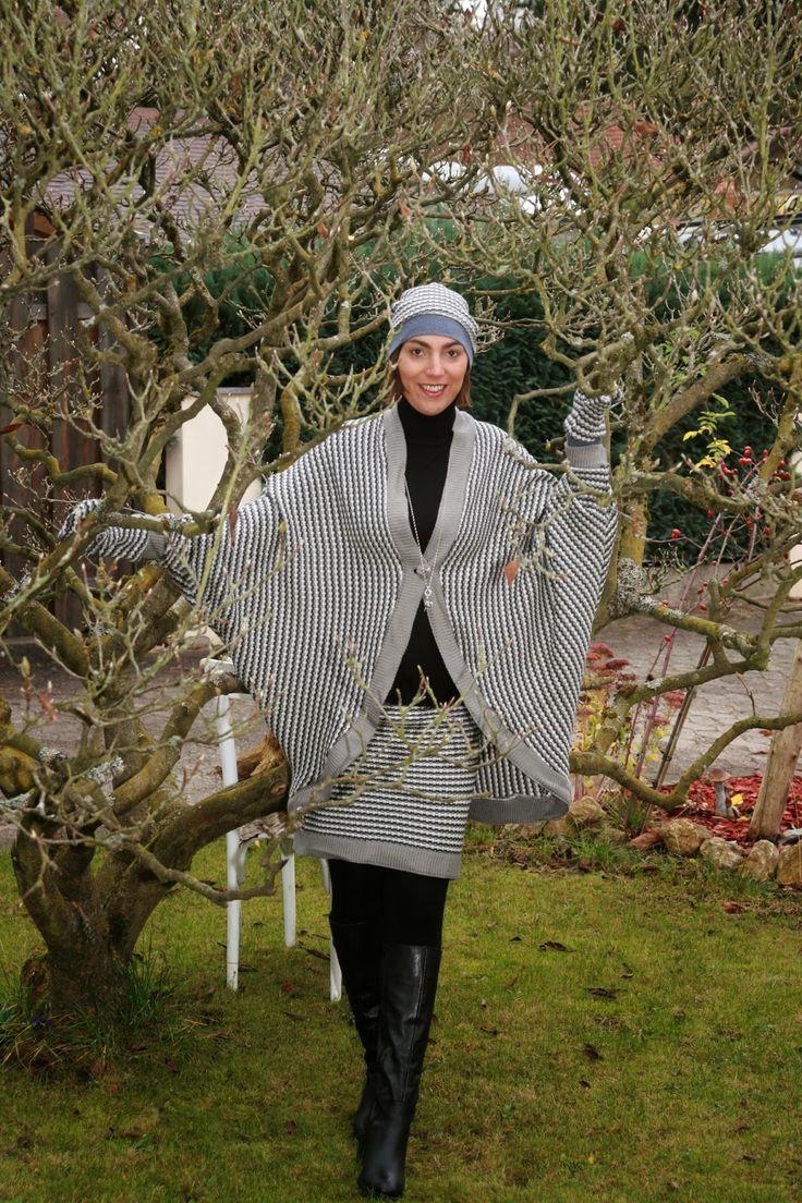 sticKUHlinchen: Komplettes Outfit aus Freebooks und 2 IKEA Decken mit kostenlosesem Rock Tutorial!!