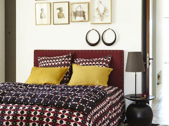 Le style ethnique chic cote meubles image