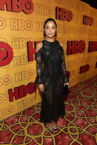 Tessa Thompson - Every Single After Party Look from the 2017 Emmy Awards - Photos