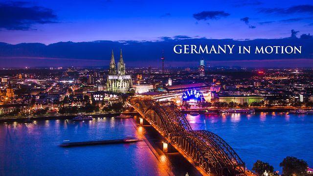 Germany in Motion: Munich, Neuschwanstein, Cologne, Hamburg, Luebeck, Dresden, Frankfurt, Berlin