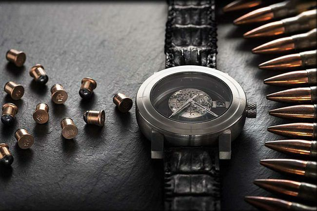 Watch on your wrist - ARTYA SON OF A GUN