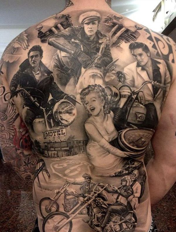 50 Amazing Tattoo Pictures   Cuded
