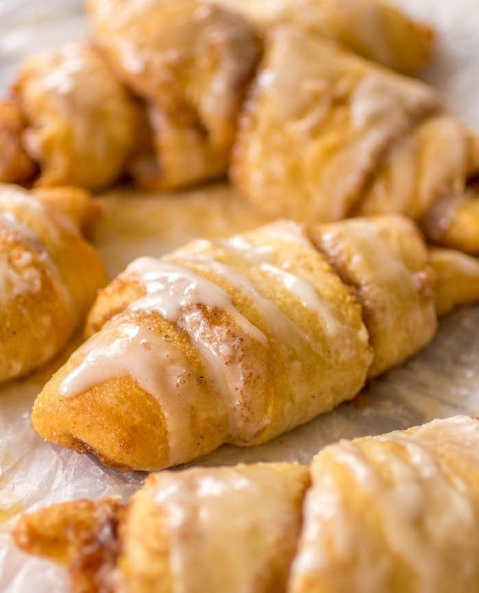 Best 25+ Crescent cinnamon rolls ideas on Pinterest ...