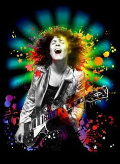 marc bolan posters - Google Search