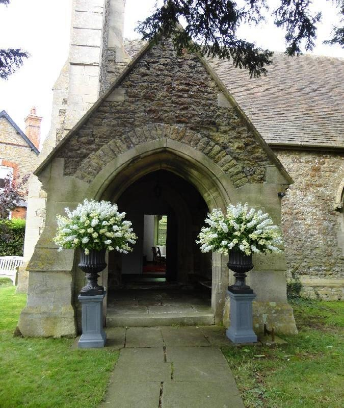 Wedding Flower Arrangements For Church: 302 Best Church Flowers Images On Pinterest