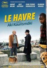 CINE(EDU)-607. El Havre. Dir. Aki Kaurismaki. Finlandia, 2011. Comedia.  Marcel Marx, escritor e bohemio, autoexiliouse na cidade Del Havre, onde sente que está máis preto da xente despois de adoptar o oficio de limpabotas. Vvive felizmente dentro dun triángulo composto polo seu bar preferido, o seu traballo e a súa esposa Arletty. Pero o destino fai que se cruce cun emigrante africano menor de idade. Arletty enferma. http://kmelot.biblioteca.udc.es/record=b1489182~S1*gag