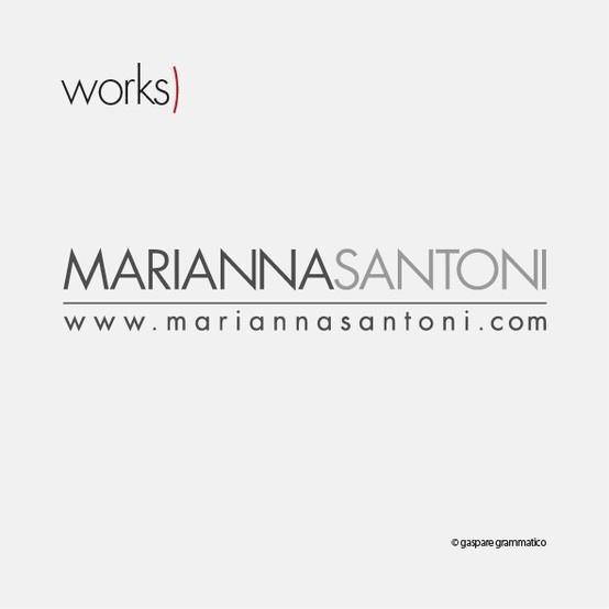 MARIANNA SANTONI www.mariannasantoni.com official brand