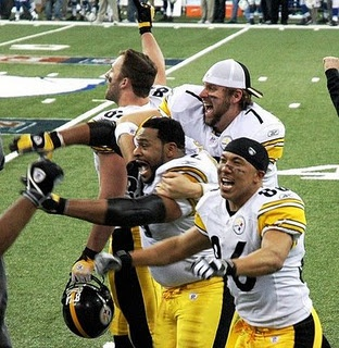 Awesome Steelers photo!.....MISS. OUR TWO GREAT PLAYERS BUT WE HAVE WONDERFUL MEMORIES