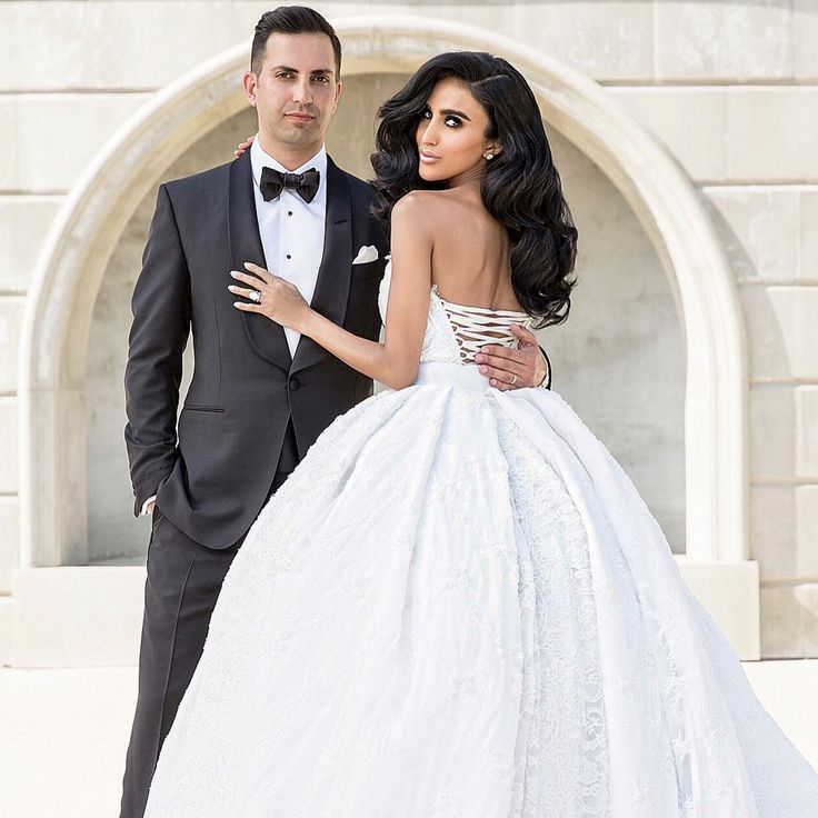 COOL WEDDINGS Shahs of Sunsets Lilly Ghalichi | Bride