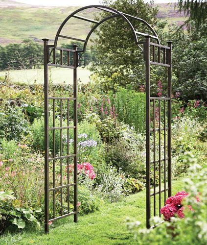Arch Trellis Design | Arched Garden Trellis