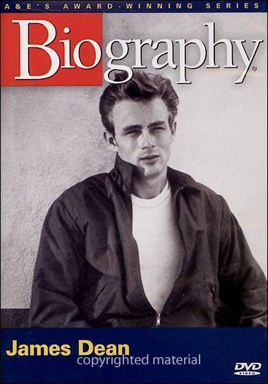 Biography: James Dean (DVD 2002) | DVD Empire