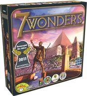 """Επιτραπέζιο """"7 Wonders"""""""