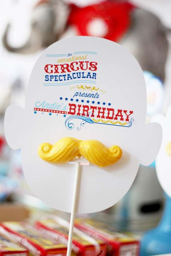 Welcome to the Magical World of the Circus | CatchMyParty.com
