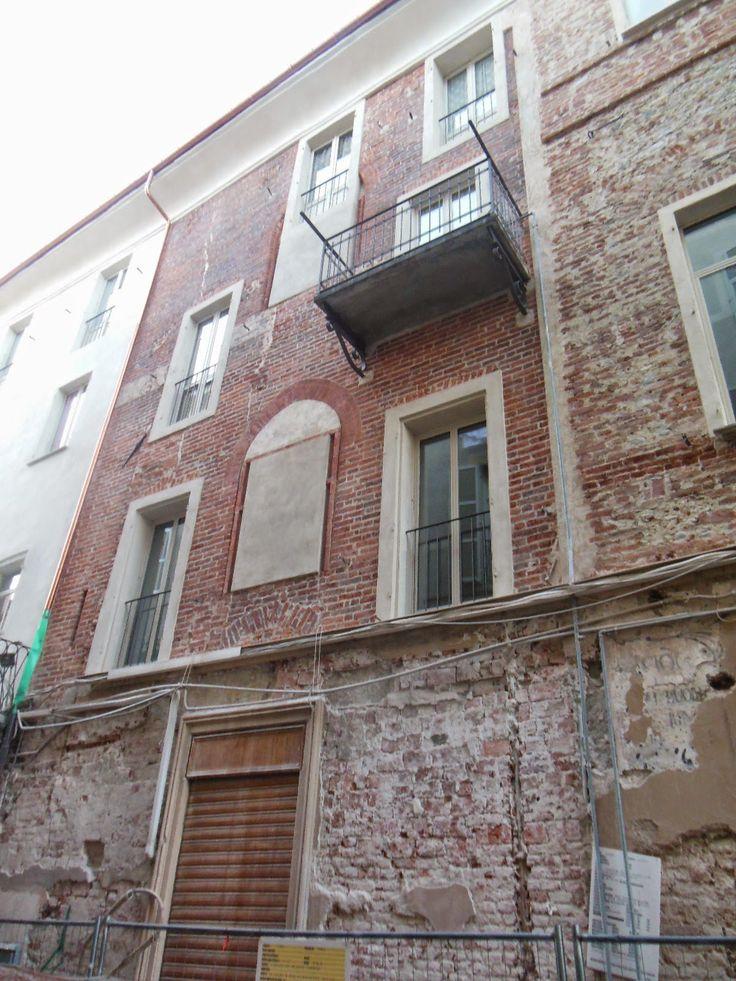 Cuneo e dintorni: Antiche torri nel centro storico di Cuneo