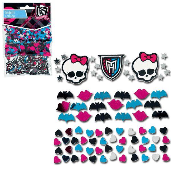 Monster High Value Confetti Pack