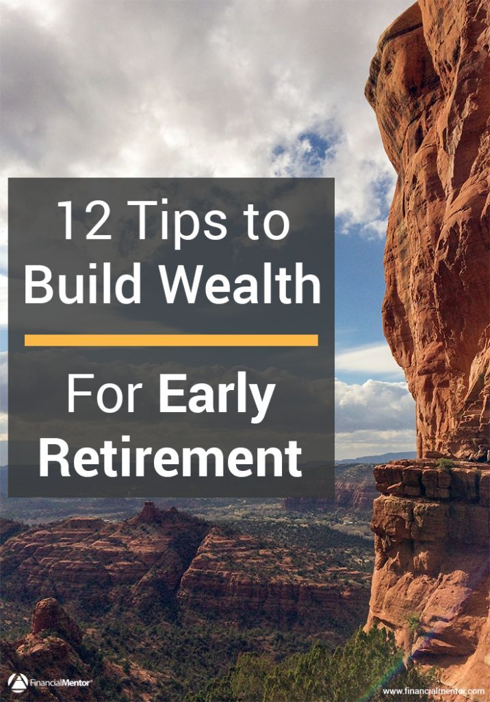 Early retirement planning tips