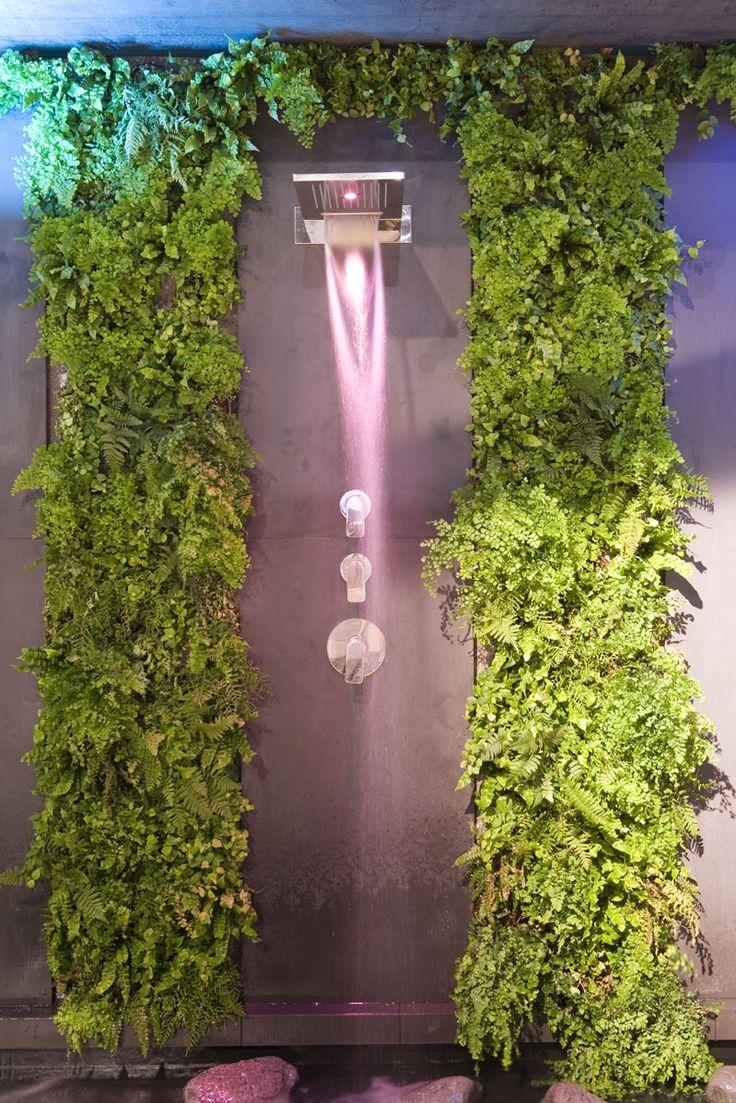 Dream in color with the Aqua-Sense showerhead @grafffaucets