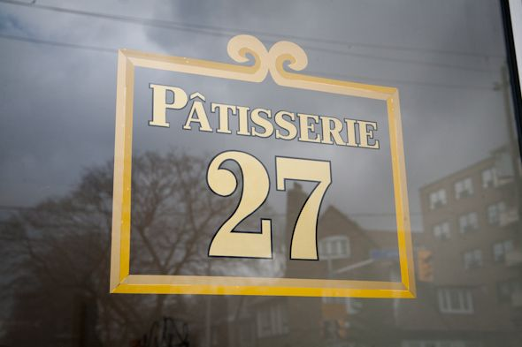 Satisfy your sweet tooth at Patisserie 27