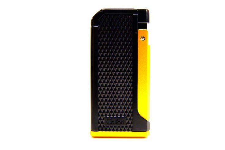 Accendini Jet Flame : Accendino Colibri jet flame giallo una fiamma - Tabaccheria Sansone - Pipe Tabacco Sigari - Accessori per fumatori