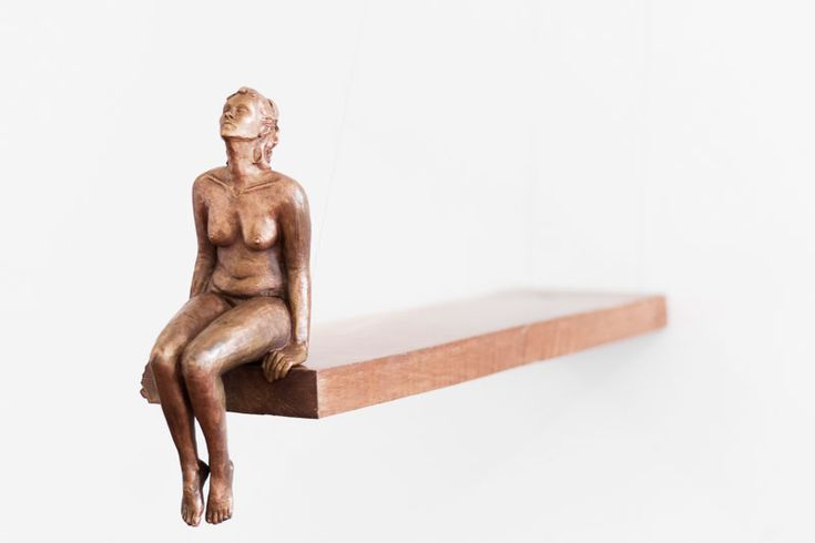 Contemporary Bronze Sculpture by Sarah Walmsley | StateoftheART