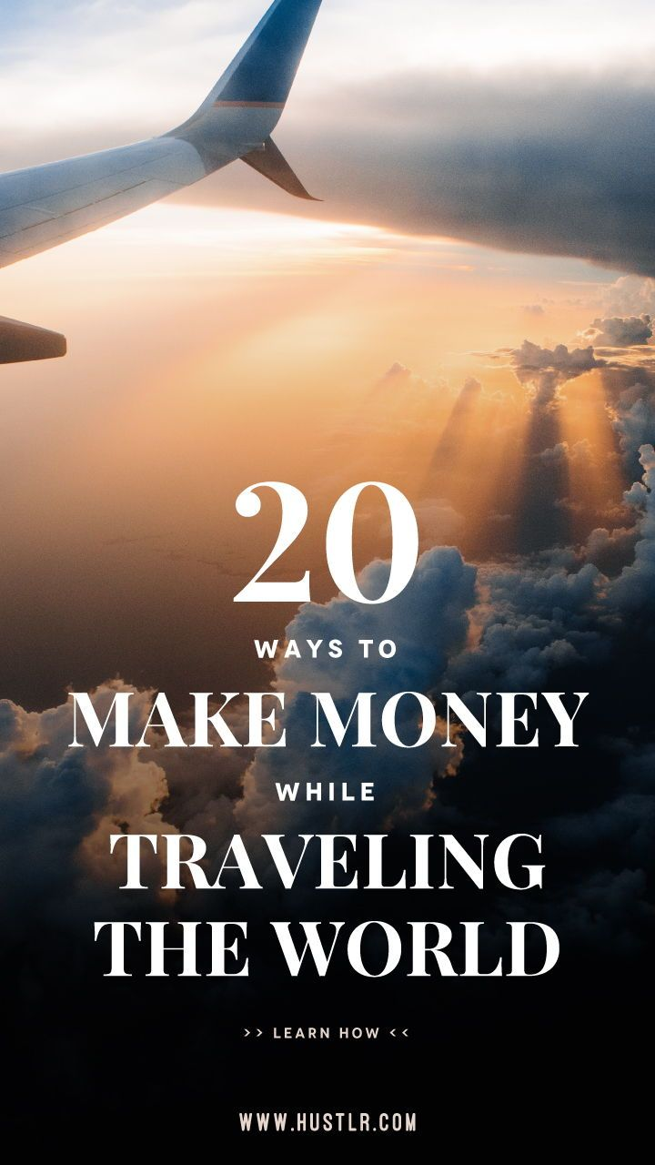 How To Make Extra Money While Traveling