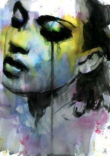 Watercolour Overlays