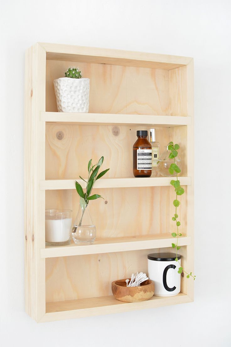 DIY bathroom storage shelf The 336 best