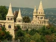 Budapest, or is it Rapunzel's tower?