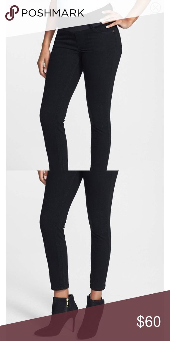Maternity Skinny Ankle Stretch Jeans I wore these through my first pregnancy so there is light wear, but overall good condition. Please note: Size tag says S which according to Nordstrom website is a 2-4. Maternal America Pants Ankle & Cropped