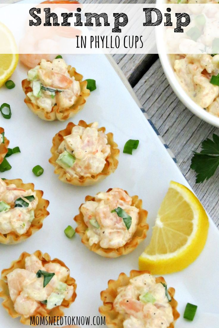 This cold shrimp dip comes together quickly and is sure to be a hit at your next party! A homemade dressing provides just the right amount of tanginess!