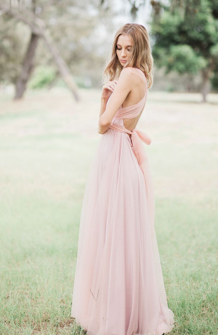 17 Best Ideas About Multiway Bridesmaid Dress On Pinterest