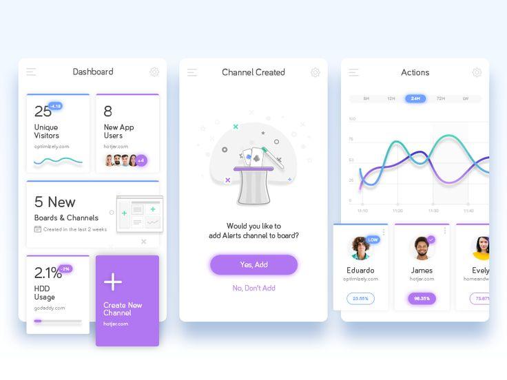 Blypr App Redesign