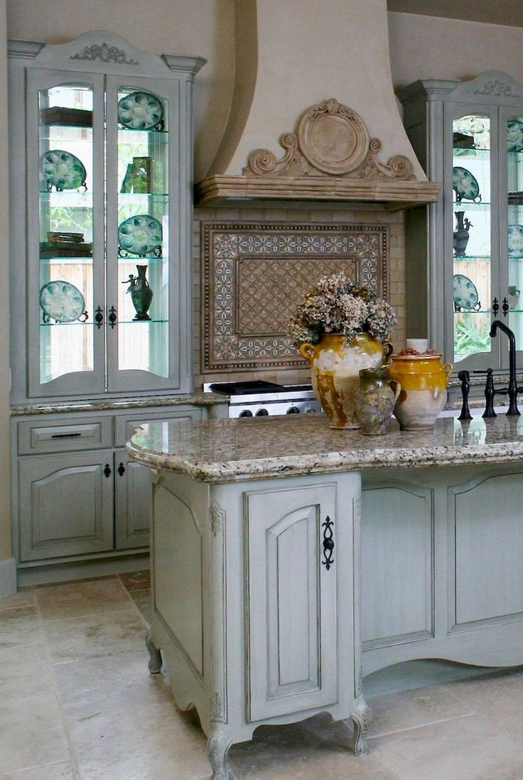 Best 25 country kitchen designs ideas on pinterest for Modern french country design