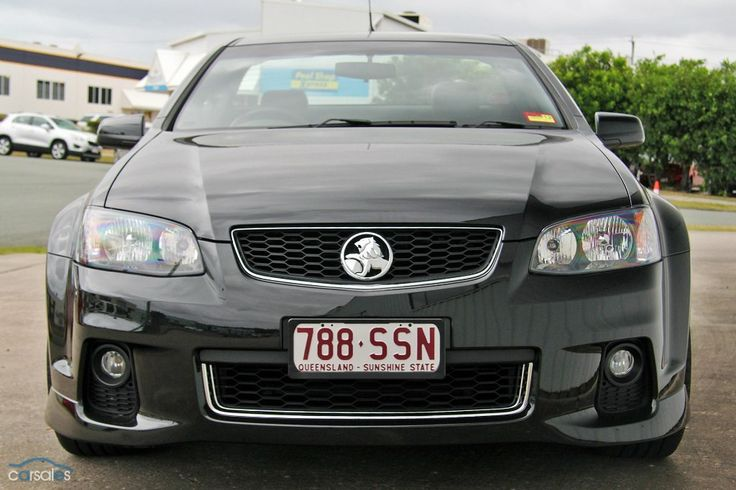 2012 Holden Ute VE Series II SS Thunder Sports Automatic